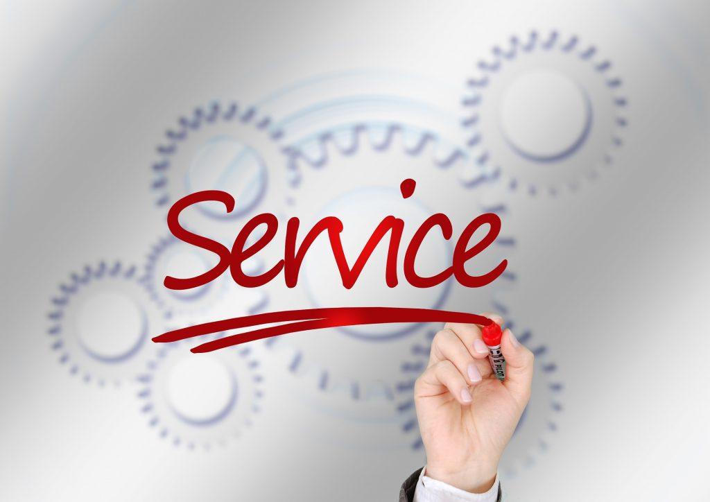 Совершенство в услугах